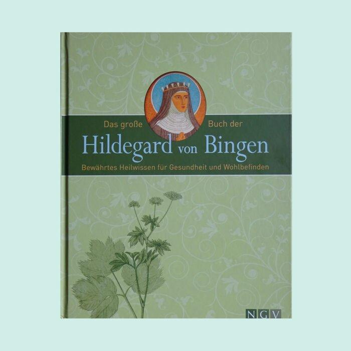 Buchtitel Hildegard von Bingen
