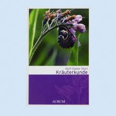 Buchumschlag Kräuterkunde Wolf-Dieter Storl