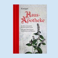 Kneipps Hausapotheke - Buchcover - 2. Auflage im Hamburger Nikol-Verlag erschienen