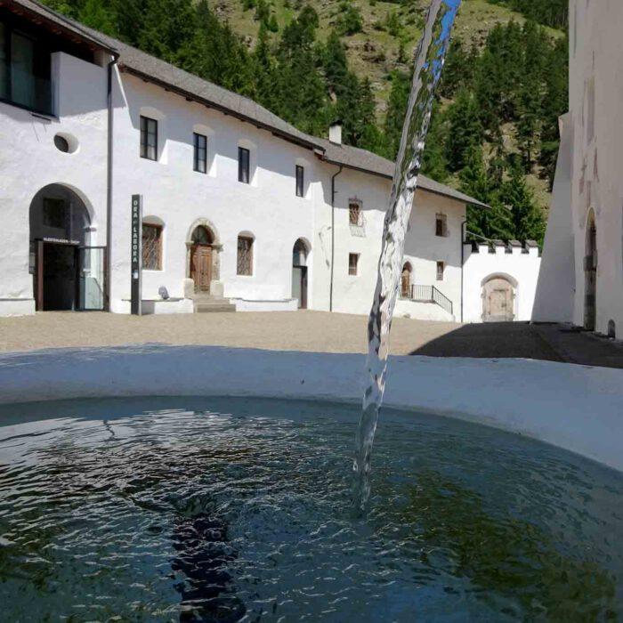 Wasser ist das Symbol für das Leben und spendet es auch.