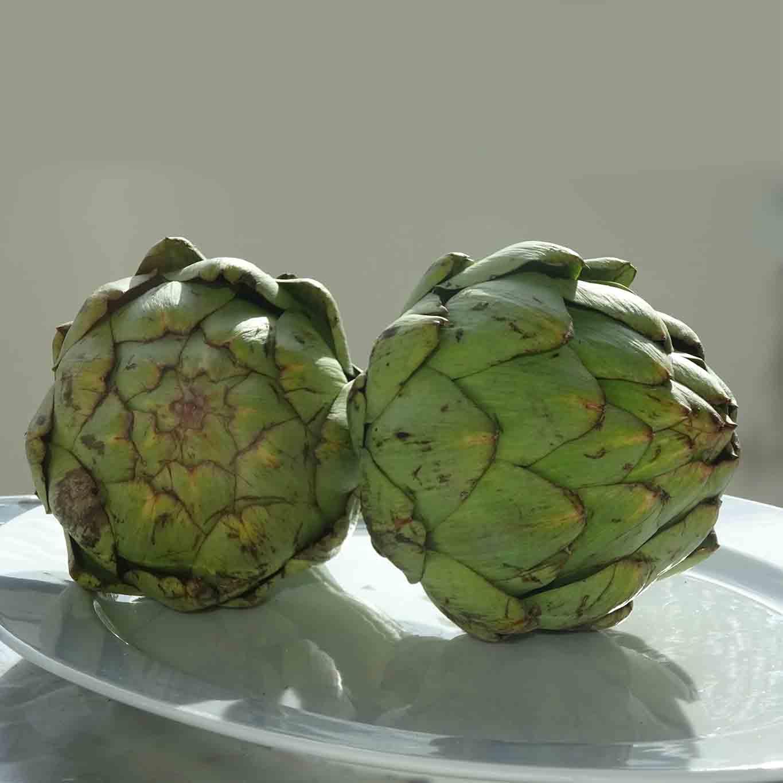 Artischocken sind mittlerweile als Luxus-Gemüse avanciert. Ihre relativ geringe Menge an essbarer Substanz sättigt mehr, als man ihr zutraut.