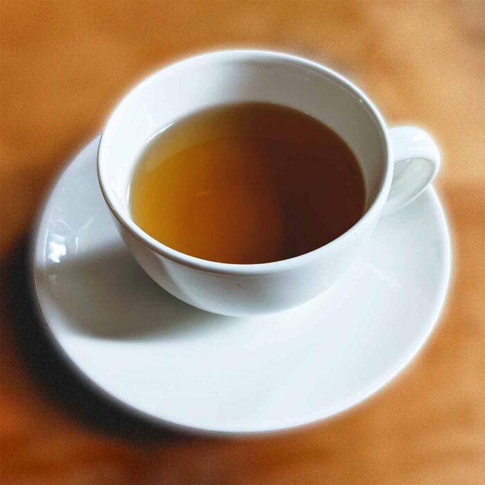 Ghimpe-Tee aus dem Kraut der Xanthium spinosum